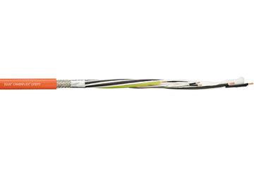 chainflex® servo cable CF897