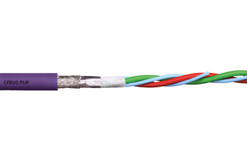 chainflex® bus cable CFBUS.PUR