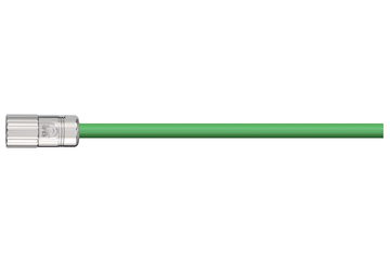 readycable® pulse encoder cable similar to Baumüller 198963 (5 m), pulse encoder base cable PVC 10 x d