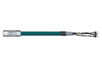 readycable® motor cable suitable for Parker iMOK55, base cable PVC 7.5 x d