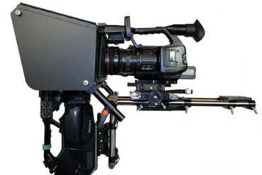 drylin® N low-profile guide system for 3D camera