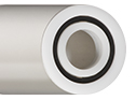 xiros® B180 aluminum tubes with flange ball bearings